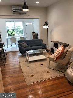 period- and refinished hardwood floors - 1759 HOBART ST NW, WASHINGTON