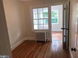 Spacious bedroom #1 upstairs, solarium #2 in back. - 1759 HOBART ST NW, WASHINGTON