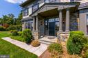 Exquisite Exteriors with a Stone Entryway - 9520 PENIWILL DR, LORTON