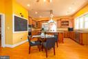 Well Appointed Eat In Kitchen - 9520 PENIWILL DR, LORTON