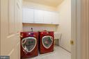 Upper Level Laundry - 9520 PENIWILL DR, LORTON