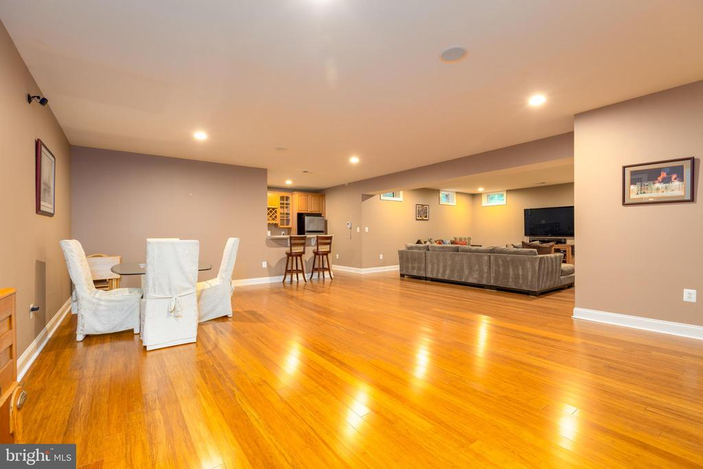 Lower Level Recreation/Gaming Area - 9520 PENIWILL DR, LORTON