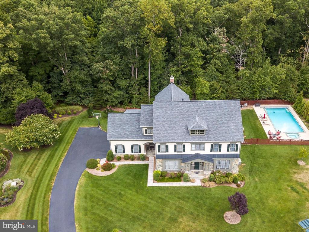 Areal View of the Oasis @ Occoquan Overlook - 9520 PENIWILL DR, LORTON