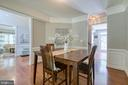 access to kitchen and foyer - 75 TOM JENKINS RD, FREDERICKSBURG