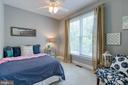 Main level flex room (bedroom NTC) - 75 TOM JENKINS RD, FREDERICKSBURG