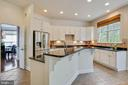 Recessed lighting and undercabinet lighting. - 43353 VESTALS PL, LEESBURG
