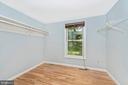 Master Bedroom-Walk In Closet - 11820 BROWNINGSVILLE RD, MONROVIA
