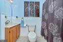 Full Bathroom-Upper Level Hall - 11820 BROWNINGSVILLE RD, MONROVIA