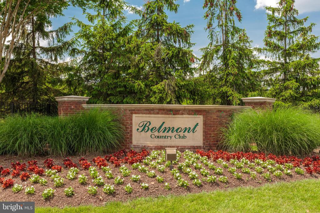 Welcome to Belmont Country Club - 43397 BALLANTINE PL, ASHBURN