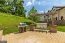 Great grilling space for entertaining - 6961 COUNTRY CLUB TER, NEW MARKET