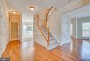 Extensive Hardwood Flooring on Main Level - 31 FULTON DR, STAFFORD