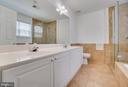 Upgraded Master Bath w/ Dual Sinks - 31 FULTON DR, STAFFORD
