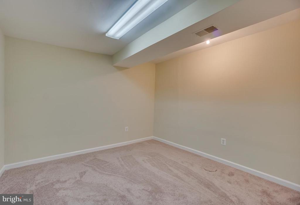 Additional Flex Room in Basement- Use as you wish! - 31 FULTON DR, STAFFORD