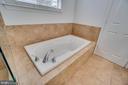 Enjoy Bubble Baths in the Soaking Tub - 31 FULTON DR, STAFFORD