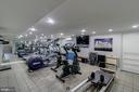 Gym - 2733 35TH ST NW, WASHINGTON