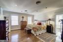 Master bedroom - 2733 35TH ST NW, WASHINGTON