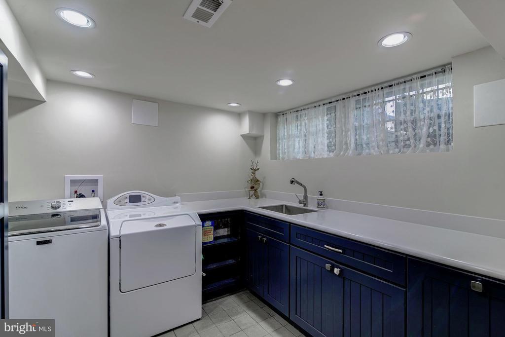 Laundry room - 2733 35TH ST NW, WASHINGTON