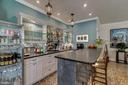 Wet bar in Family room - 2733 35TH ST NW, WASHINGTON