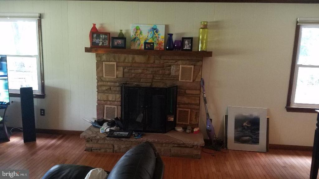 Fireplace Living room - 40228 BRADDOCK RD, ALDIE