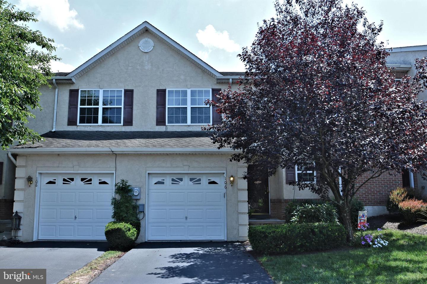 Single Family Homes for Sale at Red Hill, Pennsylvania 18076 United States
