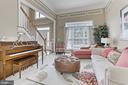 Living Room - 11896 CHANCEFORD DR, WOODBRIDGE