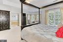 Master Bedroom - 11896 CHANCEFORD DR, WOODBRIDGE