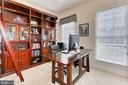 Library - 11896 CHANCEFORD DR, WOODBRIDGE