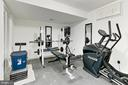 Exercise Room - 11896 CHANCEFORD DR, WOODBRIDGE