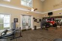 Fitness center - 11800 OLD GEORGETOWN RD #1208, ROCKVILLE