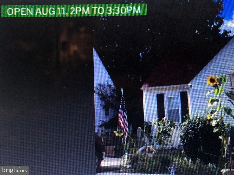 Single Family Homes для того Продажа на Brooklyn Park, Мэриленд 21225 Соединенные Штаты