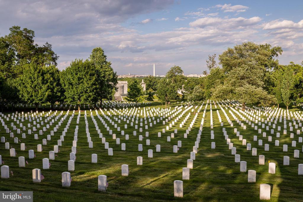 Steps away from Arlington cemetery & DC monuments! - 1419 N NASH ST, ARLINGTON