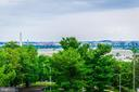 The epic view from the living room! - 1300 ARMY NAVY DR #1009, ARLINGTON