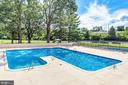 Community pool - 1300 ARMY NAVY DR #1009, ARLINGTON