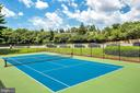 Community tennis courts - 1300 ARMY NAVY DR #1009, ARLINGTON