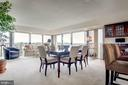Living space - 1300 ARMY NAVY DR #1009, ARLINGTON