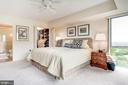 Large layout for the owner's suite - 1300 ARMY NAVY DR #1009, ARLINGTON