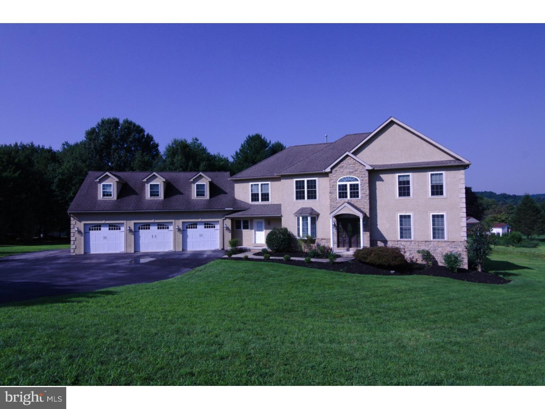 Casa Unifamiliar por un Alquiler en 124 HARTMAN Drive Phoenixville, Pennsylvania 19460 Estados Unidos