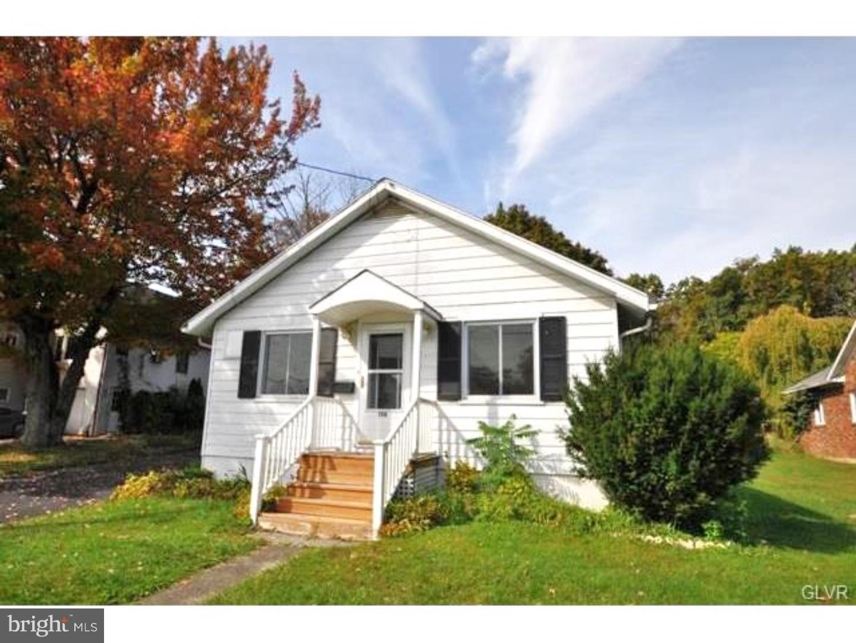 Частный односемейный дом для того Продажа на 158 WASHINGTON BLVD Bangor, Пенсильвания 18013 Соединенные Штаты