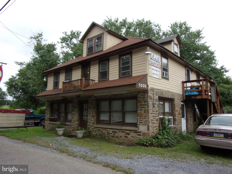 Maison unifamiliale pour l Vente à 494 W BALTIMORE PIKE West Grove, Pennsylvanie 19390 États-Unis