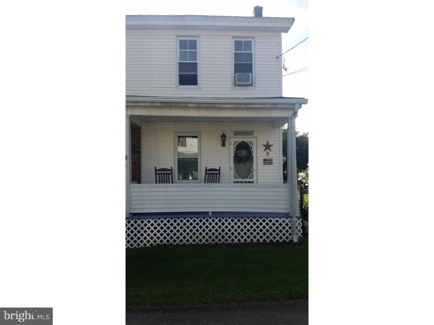 Single Family Home for Sale at 8 WILLOW Lane Pottsville, Pennsylvania 17901 United States