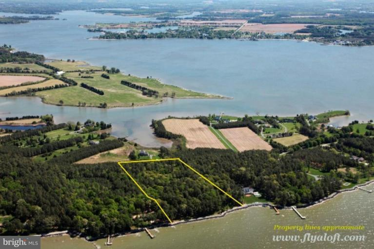 Land for Sale at 4744 Ferry Neck Rd Royal Oak, Maryland 21662 United States
