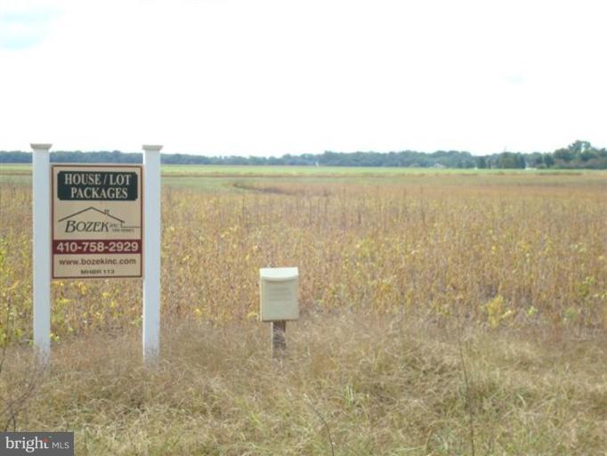 Land for Sale at 2 Clarks Lane Ridgely, Maryland 21660 United States