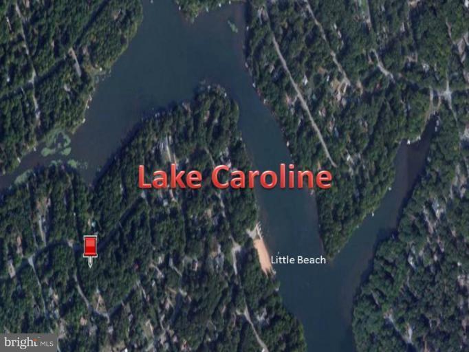 Land for Sale at 405 Lake Caroline Dr Ruther Glen, Virginia 22546 United States