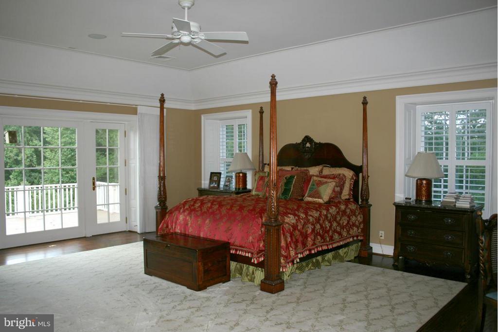 Bedroom (Master) - 36987 MOUNTVILLE RD, MIDDLEBURG