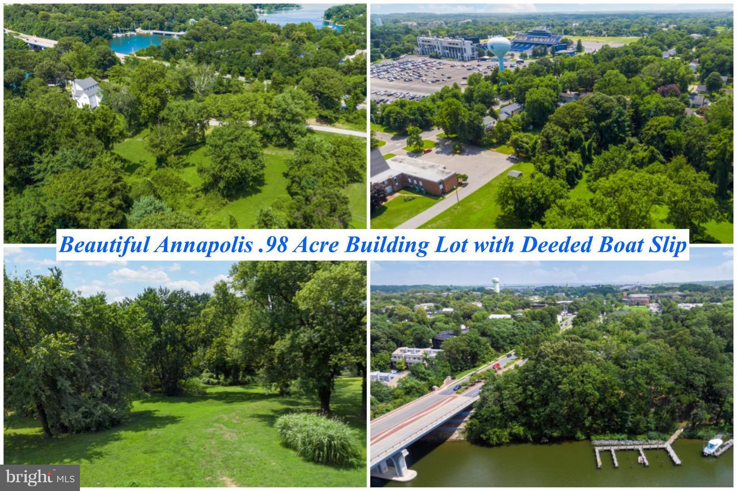 Land for Sale at Rogers Heights Rd Annapolis, Maryland 21401 United States