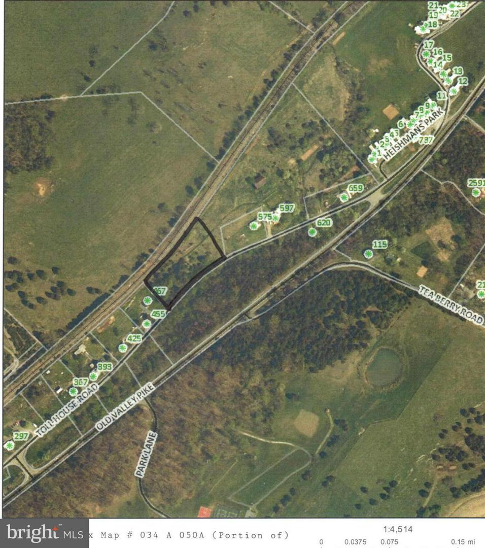 Land for Sale at 597 Toll House Rd Maurertown, Virginia 22644 United States