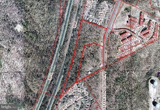 Land for Sale at 3800 Jefferson Davis Stafford, Virginia 22554 United States