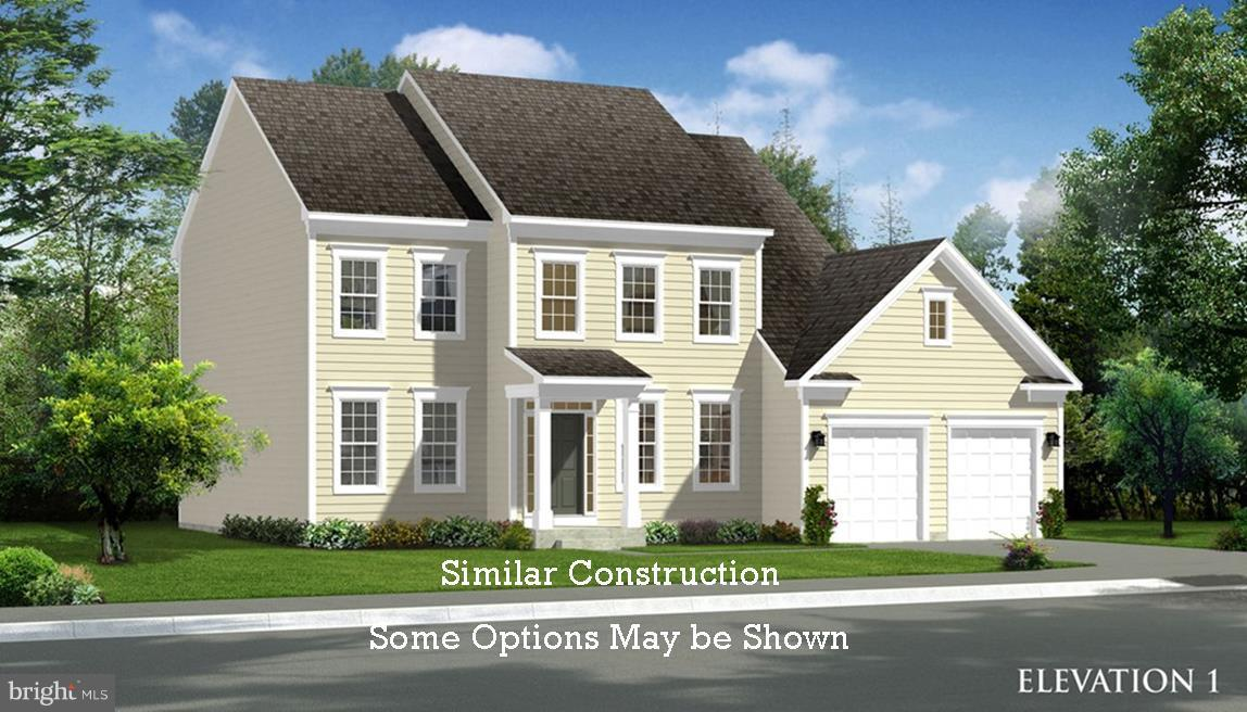 Additional photo for property listing at 0 Five Forks Dr #dartmouth Ii Plan  Harpers Ferry, West Virginia 25425 United States
