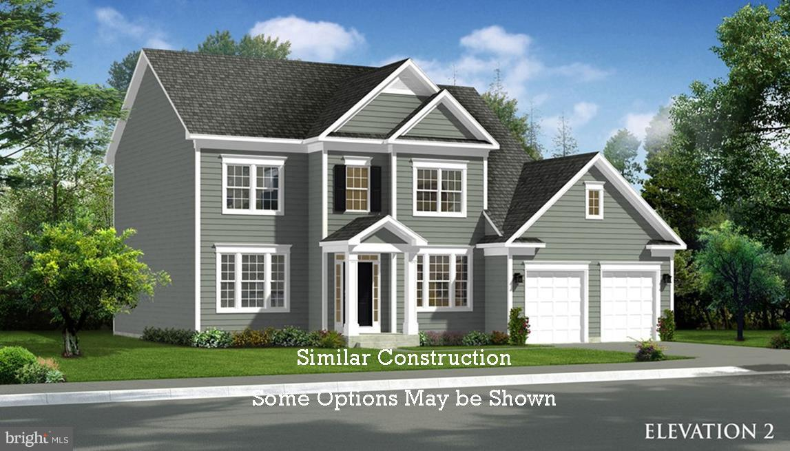 Single Family for Sale at 0 Five Forks Dr #dartmouth Ii Plan Harpers Ferry, West Virginia 25425 United States