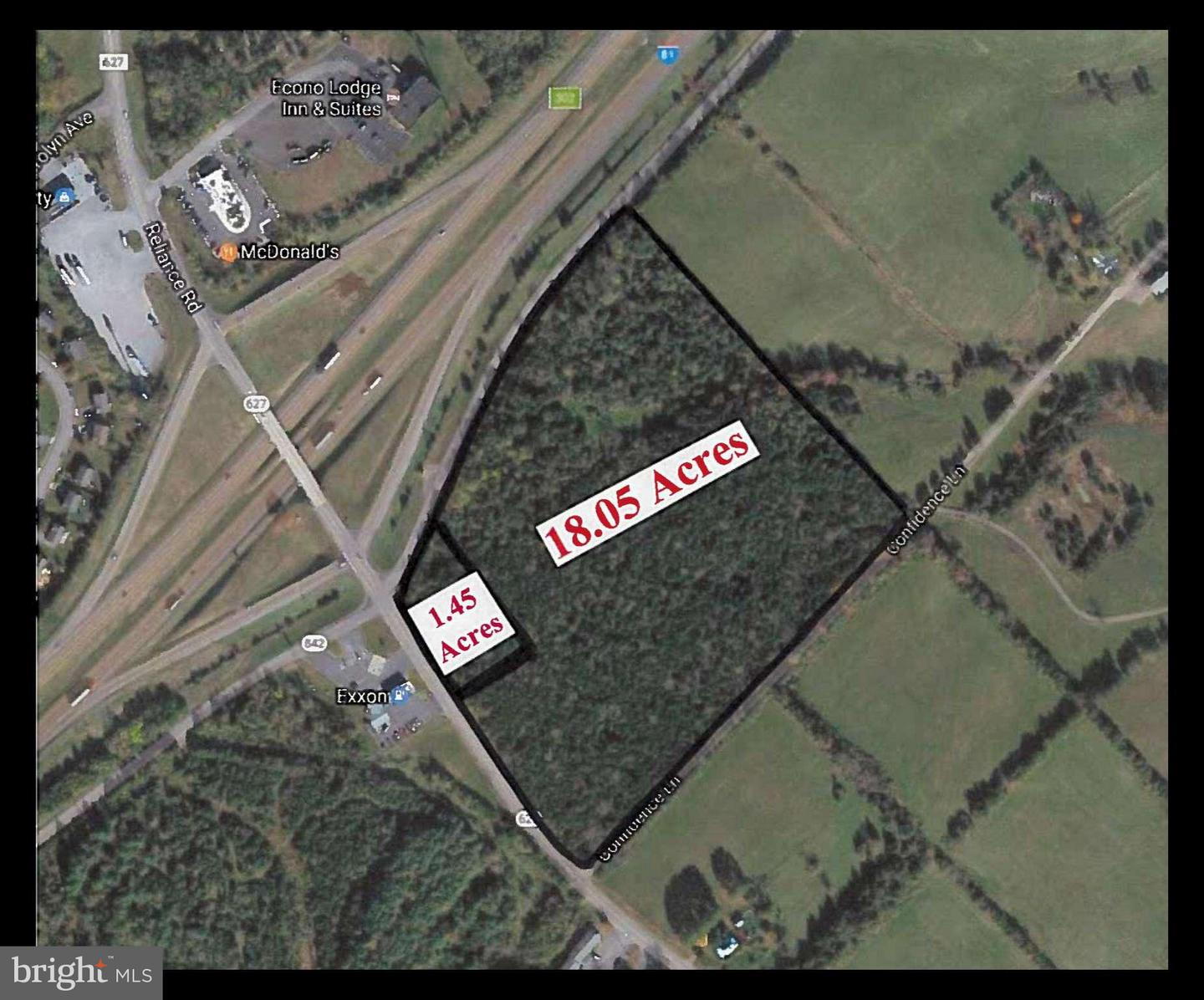 Commercial for Sale at 0 Reliance Rd Middletown, Virginia 22645 United States